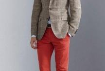 Man Oh Man. / Men dressing like men. Because it's about time.