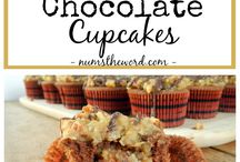 Cupcake Recipes / Cupcake Recipes