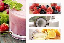 Gourmet / Recetas que te encantarán y ayudarán a mantenerte saludable... Y uno que otro pecadito ;)