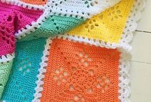 Victorian lacy squares