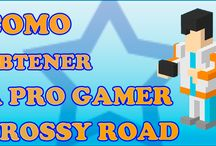 Desbloquear Personajes / Aprende como desbloquear personajes secretos de Crossy Road Android