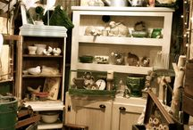 Folsom Pickers Warehouse Booth Ideas