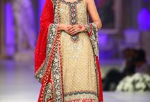 Bridal / Zainab Chottani forte is her bridal designs. Everything from embellishment to colors are done to perfection.