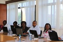 Trainings and Conferences / Pictures taken inside the various board rooms and conference halls on the KSMS grounds.