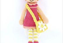 Horgolt Babák / Crochet dolls