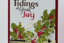 Stampin Up - Good Tidings