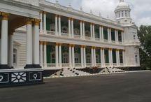 Lalitha Mahal Palace Hotel - Mysore / Lalitha Mahal Palace Hotel - Mysore