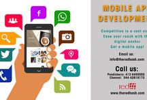 Mobile Application / This board discuss about the Mobile application development and what we offer for our customers.