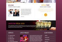 Website ideas / by Jessica Landrum