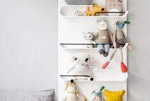 Storage for kids