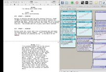 Writing Screenplays / my programs for writing screenplays and my scripts. I am working with a Production company and Director for some of my screenplays and also with my own company An Amber Bariaktari Film.