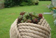 Cuerdas / Decora tu casa con cuerdas