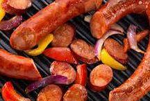 linquica sausage portuguese