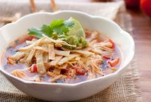 slowing things down / Slow cooker recipes
