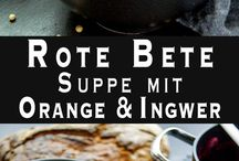 Soup / Suppe / recipes and amazing food photography / Rezepte und gute Foodfotografie