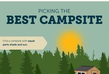 Camping and travel hacks and gear / Useful ideas, hacks, tips and gadgets for camping and travelling
