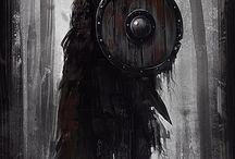 Dark and Grim