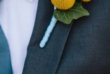 Fantastic Lapel Flowers / Bloody marvelous! / by KnotCool Bow Ties