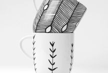 White mug designs that fade quickly