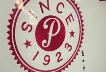 Branding, logos and lettering