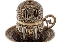...Do kawy po turecku  / Tygielki , zestawy do kawy po turecku , młynki do kawy