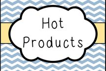 Hot Products / This board is for pinning the best of the best products from Teachers Pay Teachers or Teachers Notebook.  Feel free to post any priced or free items.  Maximum of 5 posts per day please.  If you would like to join this board, make sure you follow me and send me a message on Pinterest!  Happy Pinning!
