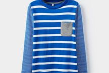 Boy's Tops / Our new collection of boys' t-shirts is full of character, style and personality. Discover super stripes, cool graphics and amazing animal appliques.