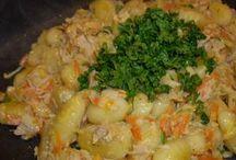 Recepty - těstoviny,gnocchi / těstoviny, gnocchi, kuskus