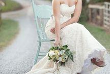 outdoor wedding photography ideas / by Rebecca Estes