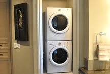 Laundry rooms / by Kimberly Floyd