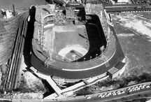 Polo Grounds / Such a unique stadium. Too bad it's gone. / by Steve Garufi