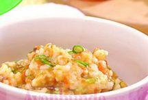 Resep nasi tim ikan untuk bayi / Beraneka macam resep tim ikan