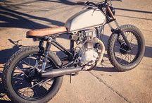 Motocykly / kola