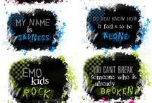 Emo quotes♥♥♥
