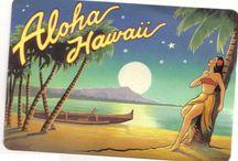 I Love Hawaii / by Carol Morrison