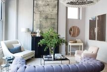 Living Rooms / by Bec Winnel