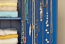 organizar joyas