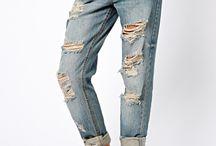 Jeans, denim...