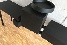 Conceptual Furniture // Art Objects