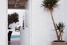 POOLS + LANDSCAPING / Outdoor pools and coastal landscaping to inspire us at Salt Living | www.saltliving.com.au