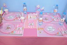 ScooBY-Doo Parti Teması / ScooBY-Doo Konseptinde parti teması çocuğunuzun resmine ve ismine özeldir.