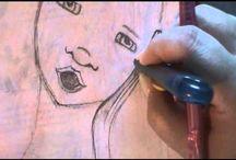 My art and Mandala videos :-) / Video demonstration of my art.