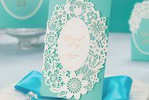 tiffany WEDDING