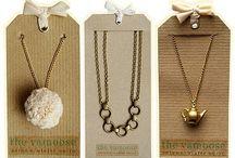 Jewellery - Display Ideas