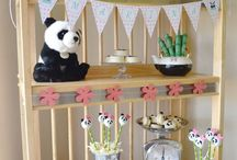 Festa Aniversário Panda