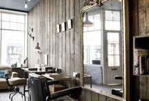 Barber / Barber shop design ides