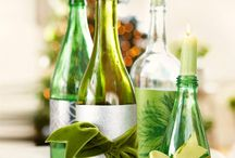 Christmas table decorations and ideas / Fun DIY ways to make goodies for your christmas table