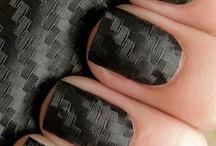 Textured Nail Art