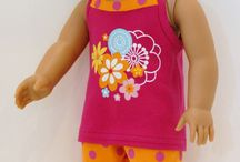 Doll clothes / by Vicki S
