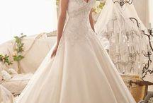 Wedding Dresses & MOB Dresses